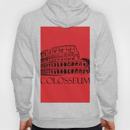 Colosseum, Rome Hoody