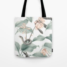 Hosta Garden Tote Bag