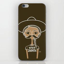 Viva Zapata! iPhone Skin