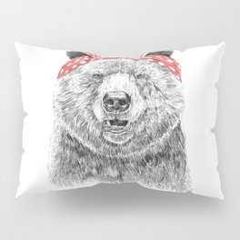 Break the rules (without text) Pillow Sham