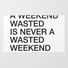 Weekend Rug