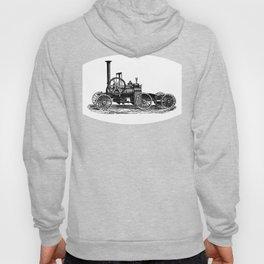 Steam car Hoody