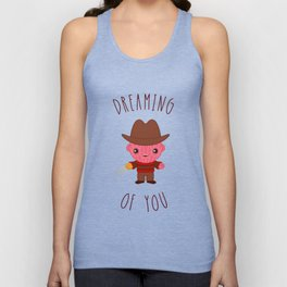 Dreaming of You Unisex Tank Top