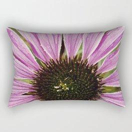 frosted flower Rectangular Pillow