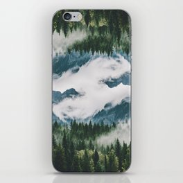 Misty Mountain II iPhone Skin