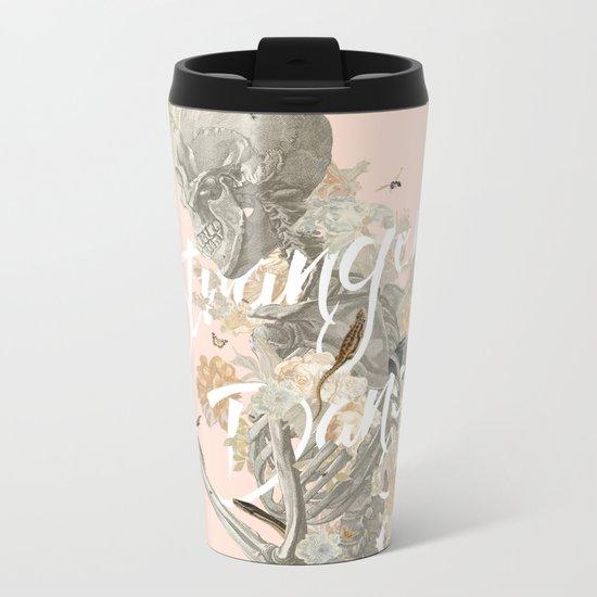Stranger Danger I Metal Travel Mug