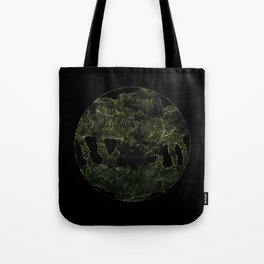 Unearthed Lines Tote Bag