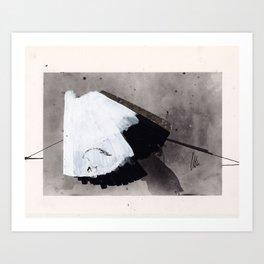shell1 Art Print