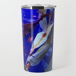Seahorse Travel Mug