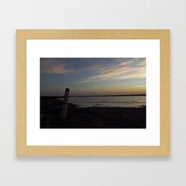 A KOSHER VENTURE Framed Art Print