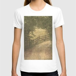 Vintage Landscape 02 T-shirt