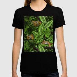 Jungle kitties  T-shirt