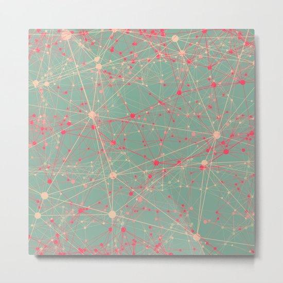 LINK abstract I Metal Print