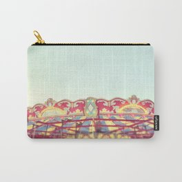 Whimsical Spin Carry-All Pouch