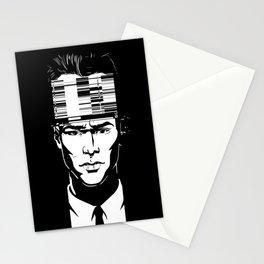 mnemonic_data_glitch_ Stationery Cards