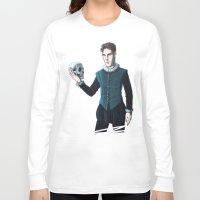 hamlet Long Sleeve T-shirts featuring Hamlet Batch by enerjax