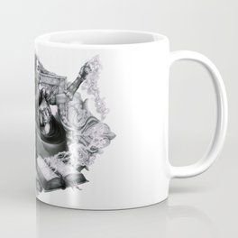 Swords, Beasts and Witches Coffee Mug