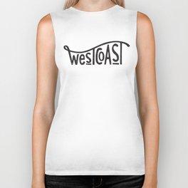 West Coast - BigSur Biker Tank
