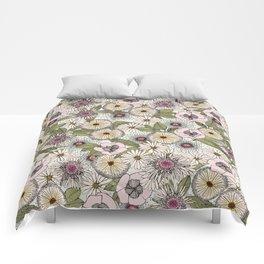 Australian garden chalk Comforters