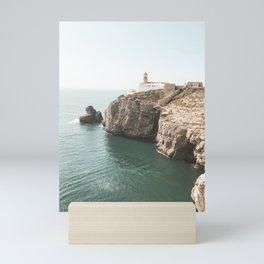 Ocean Coast Line 2 Mini Art Print