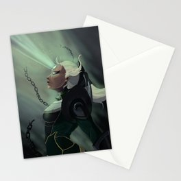 Diana League of Legends Stationery Cards