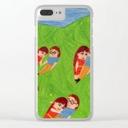 A Dream I Had Clear iPhone Case