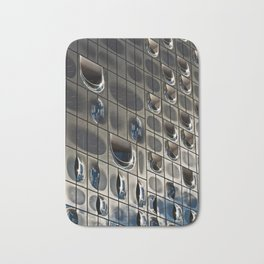 Metallic reflection Bath Mat