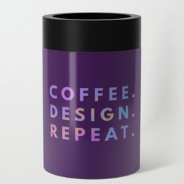 Coffee Design Repeat Can Cooler