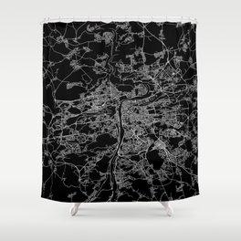 Prague Shower Curtain