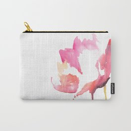 Floral love Carry-All Pouch