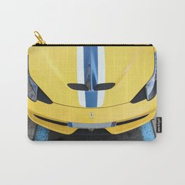 F€RRARI 458 SP€CIAL€ Carry-All Pouch
