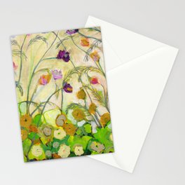Mardi Gras Stationery Cards