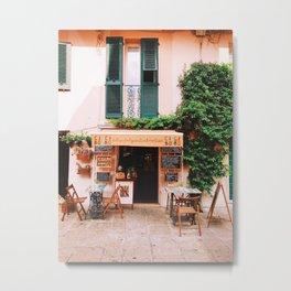 Italian Bottega Metal Print