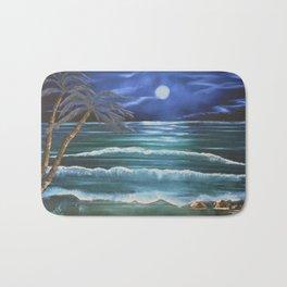 Bahama Blue Bath Mat