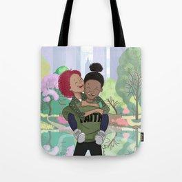 Jay and mia's Tote Bag