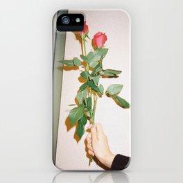 Rose iPhone Case