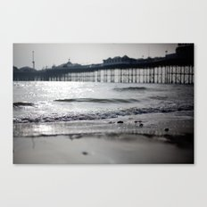 Brighton. Canvas Print