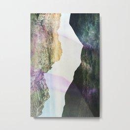 MM 223 . Mountain x Canyon Metal Print