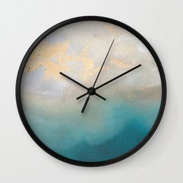 From the Sky Wall Clock