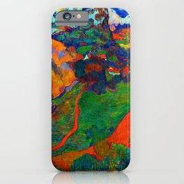 Charles Laval Landscape of Martinique iPhone Case