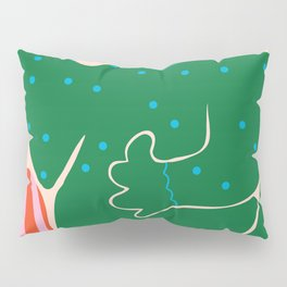 Collecting Stones Pillow Sham