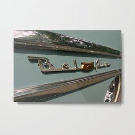 Bel Air Metal Print