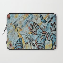 A Butterfly Abstract Laptop Sleeve