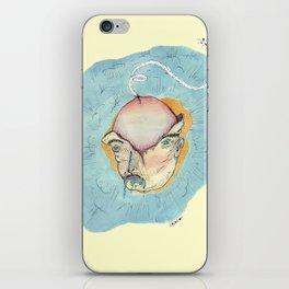 GRANDES PENSAMIENTOS iPhone Skin