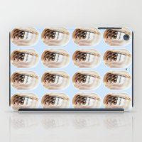 brand new iPad Cases featuring Brand New Ice Tea by mofart photomontages