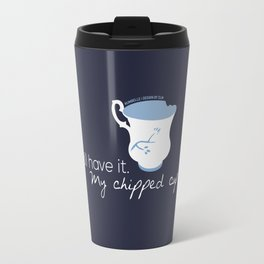 Rumbelle Quote (OUAT) Travel Mug