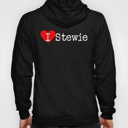 I Heart Stewie | Love Stewie Hoody
