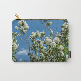 Summer of Flowers Carry-All Pouch