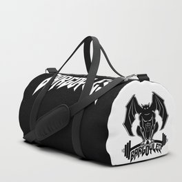 Bargoyles Black Wordmark Duffle Bag
