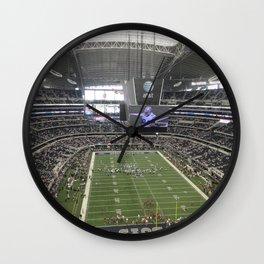 Cowboys Stadium Wall Clock